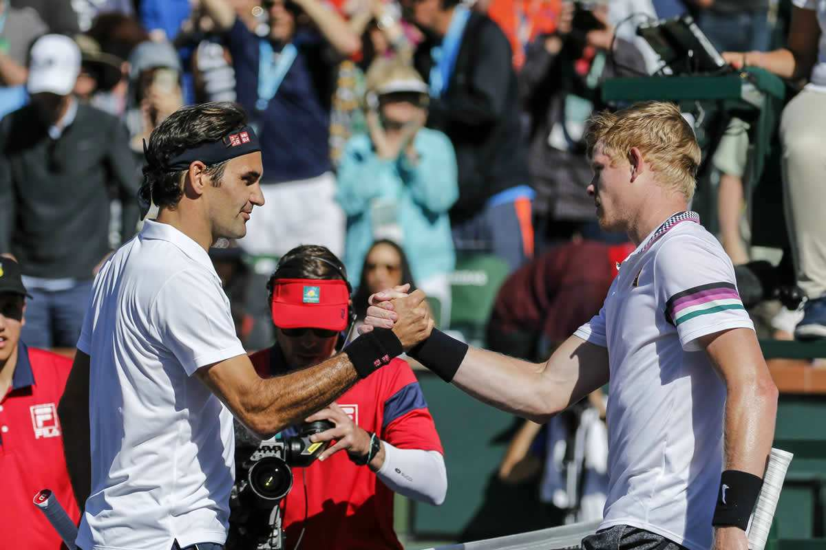 ATP Indian Wells: Federer is sure to reach the quarter-finals