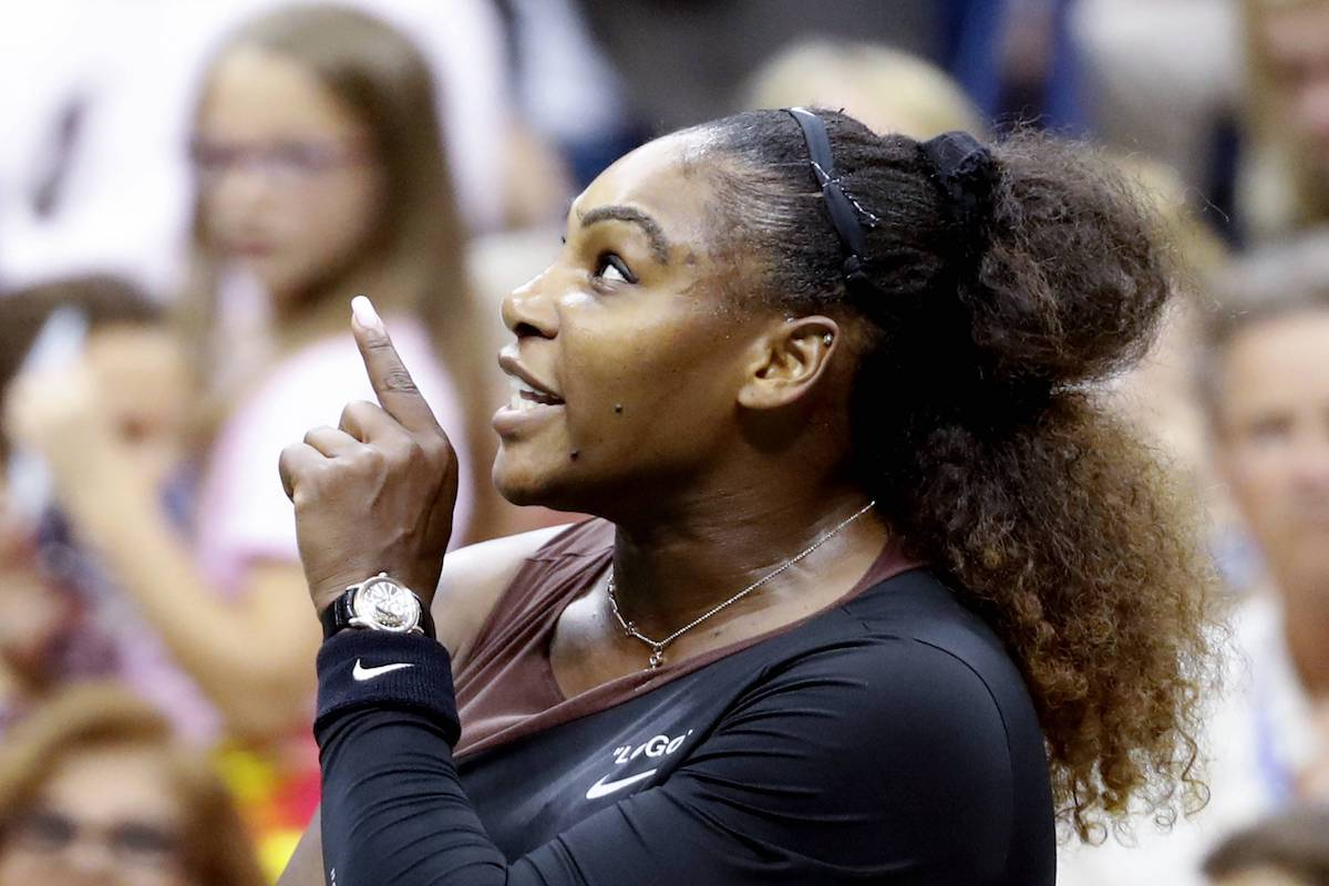 US-Open-Skandal: Serena Williams schrieb SMS an Naomi Osaka