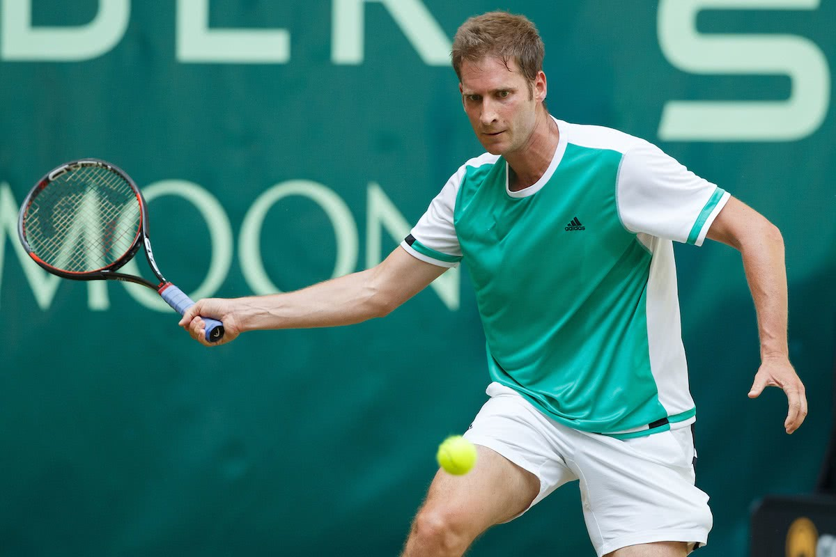 Gerry Weber Open: Tennisprofi Florian Mayer erhält Wild Card