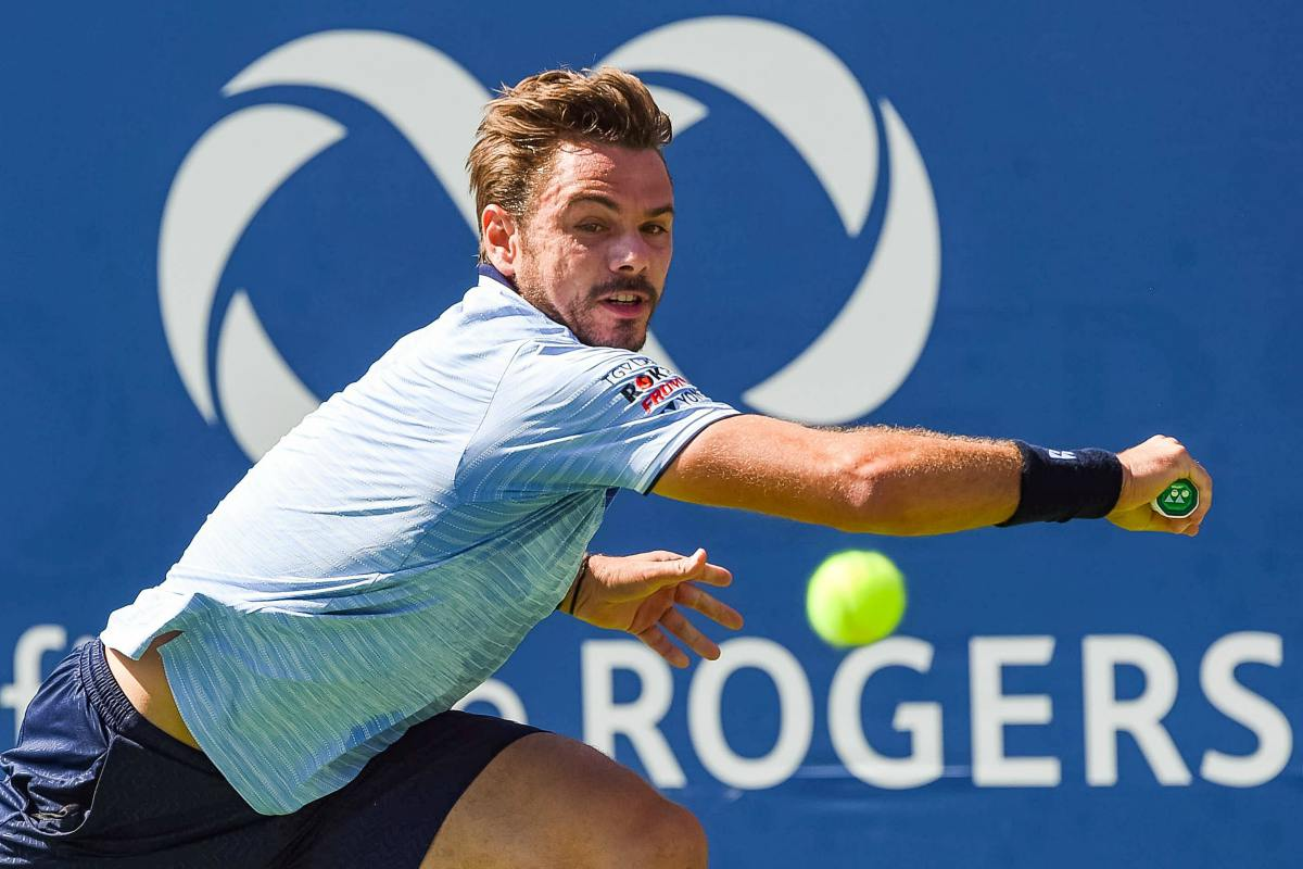 Wawrinka is badly duped by the 18-year-old