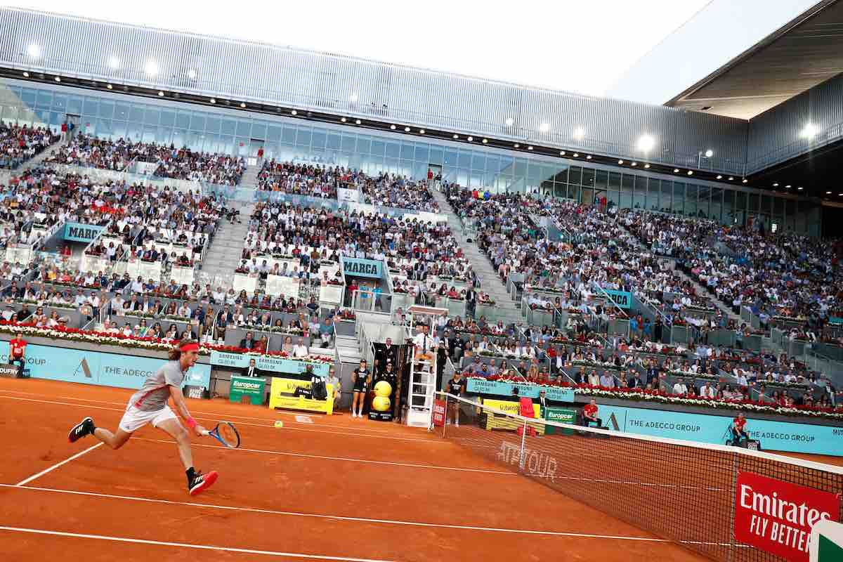 Keine Madrid Open in 2020