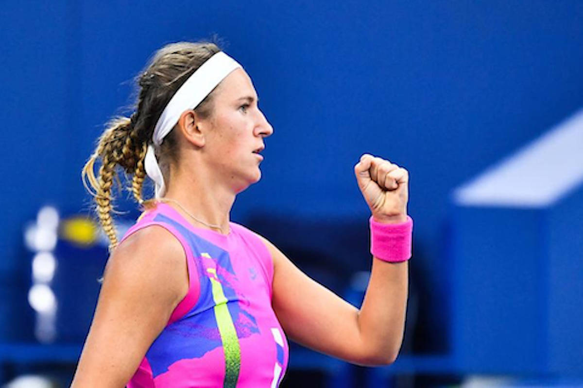 Azarenka remains on the road to success even after the fight against Venus