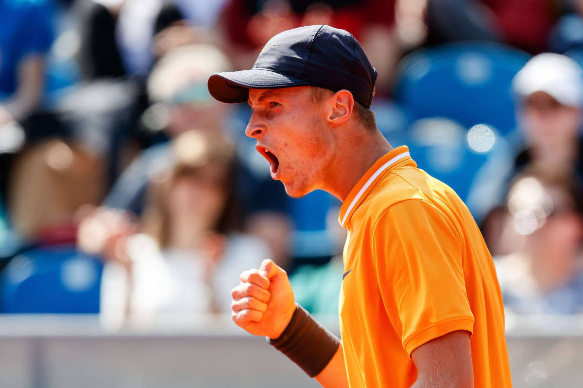 French Open: Rudi Molleker bejubelt Hauptfeld-Debüt in Paris
