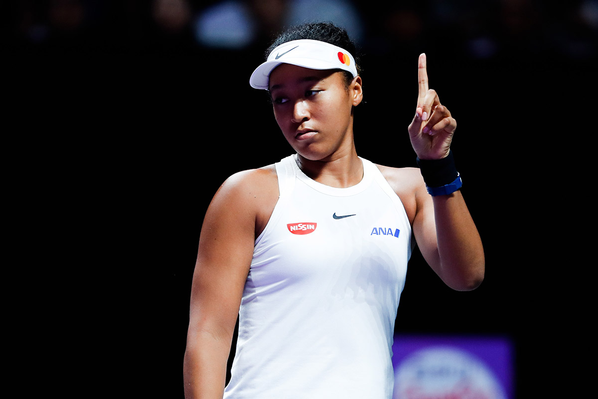 Naomi Osaka 2019: Highlights in Australien und Asien - Tiefpunkt in Europa