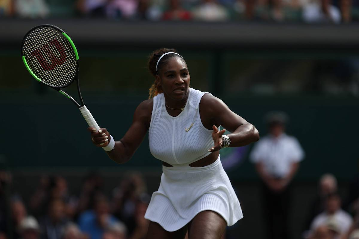 Wimbledon: Serena Williams will Allzeit-Rekord knacken