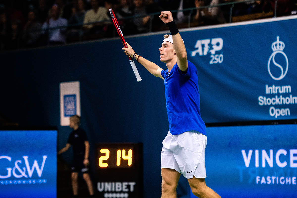 ATP Stockholm: Top-Talent Denis Shapovalov feiert ersten ATP-Titel
